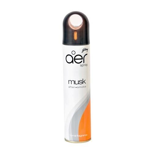 Godrej - Aer Spray Musk Home Fragrance