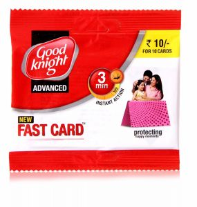Good Knight - Advance Fast Card 3 min Instant Action Card