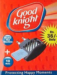 Good knight - Machine + Silver Mats