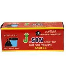 J-son - Garbage Bags Small (43 x 48 cm) 15 Bags