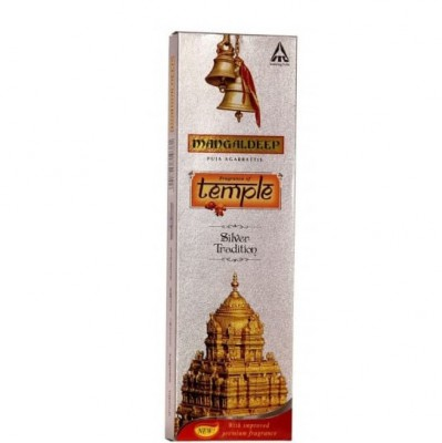 Mangaldeep - Fragrance of Temple (Silver Tradition)