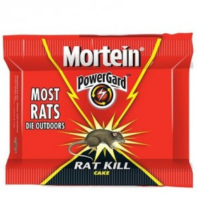 Mortein - Rat Kill Cake Power Gard