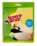 Scotch Brite - Sponge Wipe  (Color May Vary)