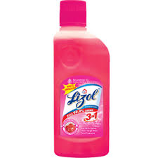 Lizol - Disinfectant Surface Cleaner (Floral)
