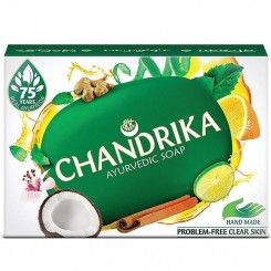Chandrika - Ayurvedic Soap