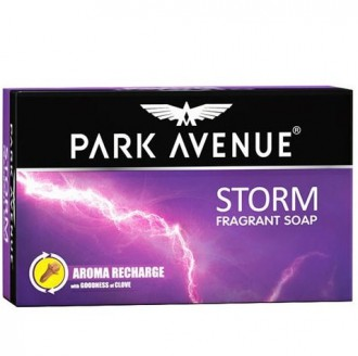 Park avenue - Storm Fragrant Soap