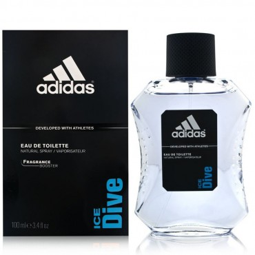 Adidas - Ice Dive Eau de Toilette 100 ml Bottle