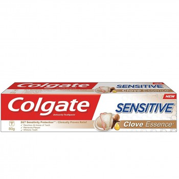 Colgate - Sensitive Clove Essence Toothpaste 80 gm Tube