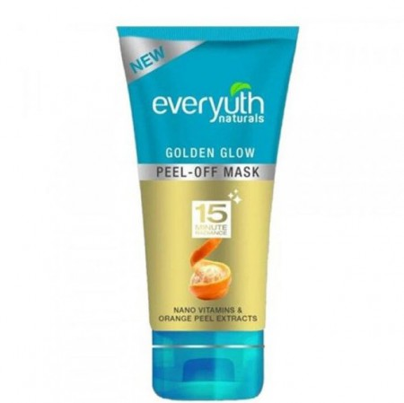 Everyuth - Advanced Golden Glow Peel-Off Mask