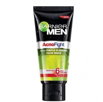 Garnier - Men Acno Fight 6 In 1 Pimple Cleaning Face Wash