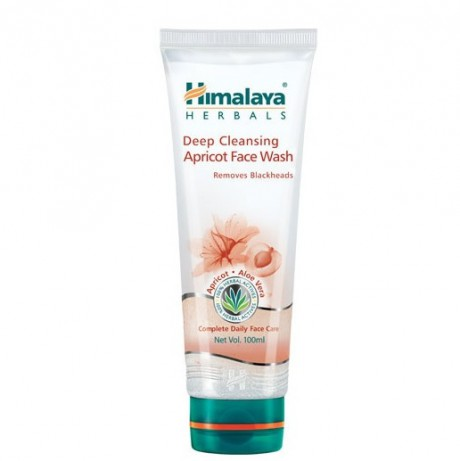 Himalaya - Deep Cleansing Apricot Face Wash