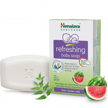 Himalaya - Refreshing Baby Soap