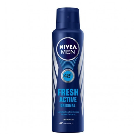 Nivea - Men Fresh Active Original Deodorant
