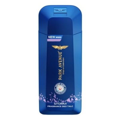 Park Avenue - Cool Blue Fragrance Deo Talc