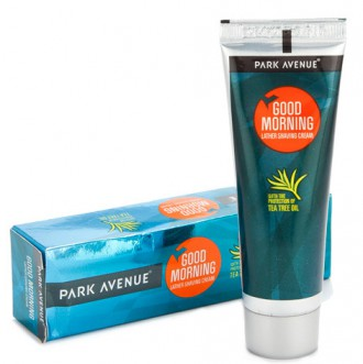 Park avenue - Good Morning Lather Shaving Cream